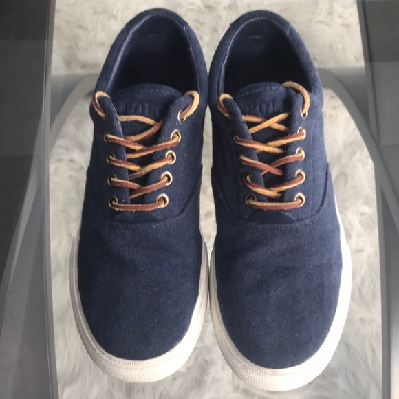 official store get cheap hot product Polo - Lauren Blue Shoes (Price is Negotiable)